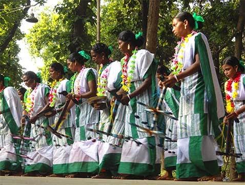 Sadpa dance
