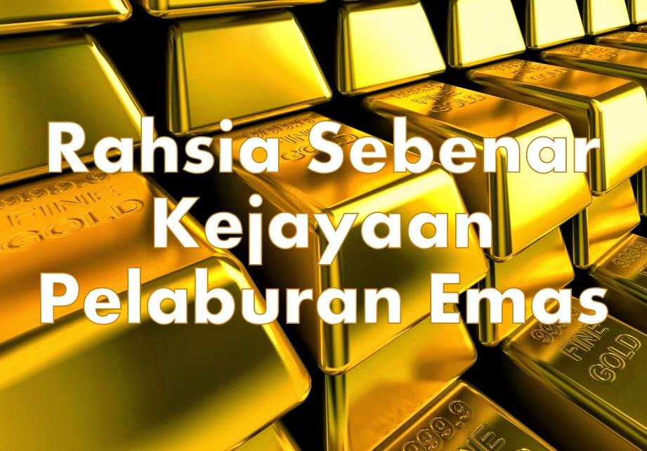 Rahsia Sebenar Kejayaan Pelaburan Emas