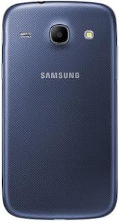Gambar Samsung Galaxy Core tampak belakang