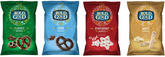 Rold Gold Chocolate Covered Pretzels Reviews