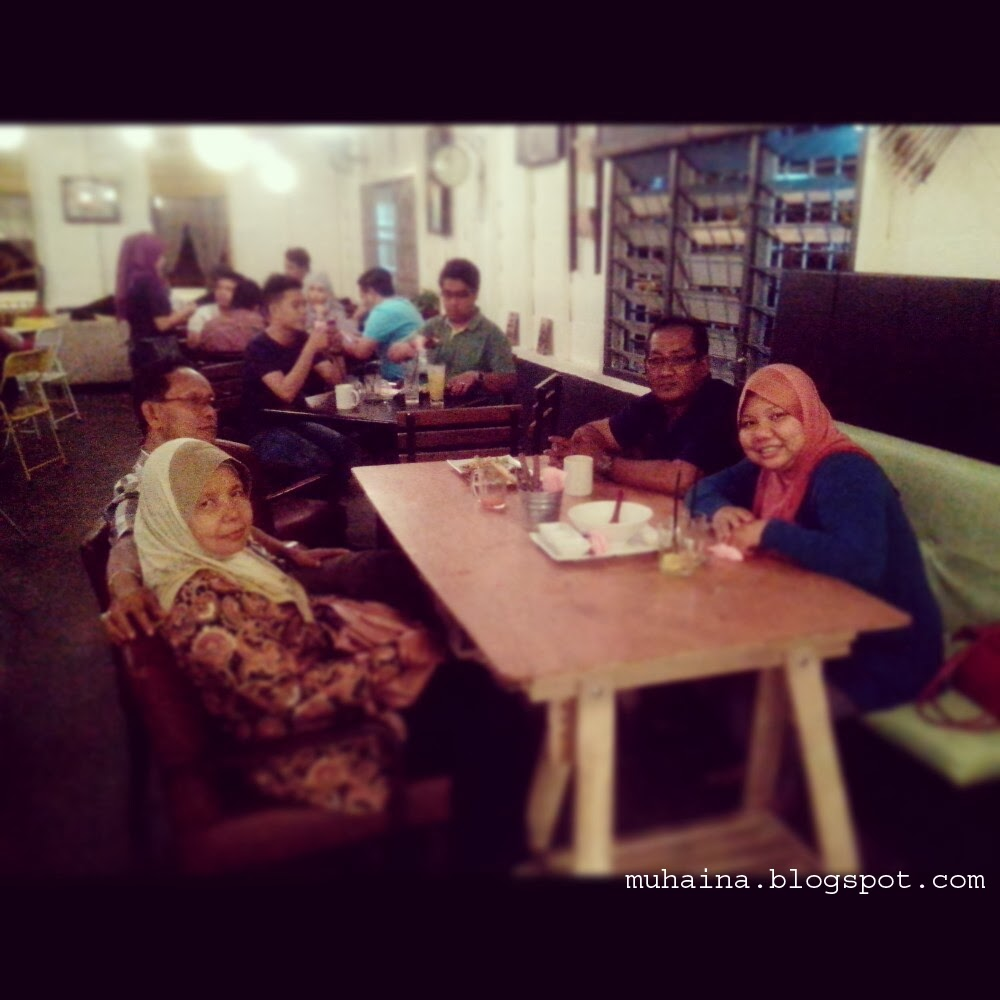 Thumbs Cafe | Ipoh