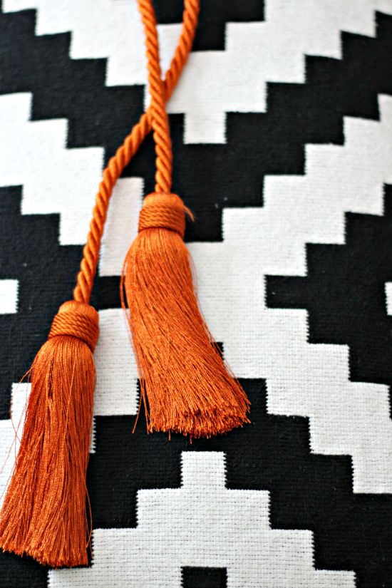 tassels home accessory