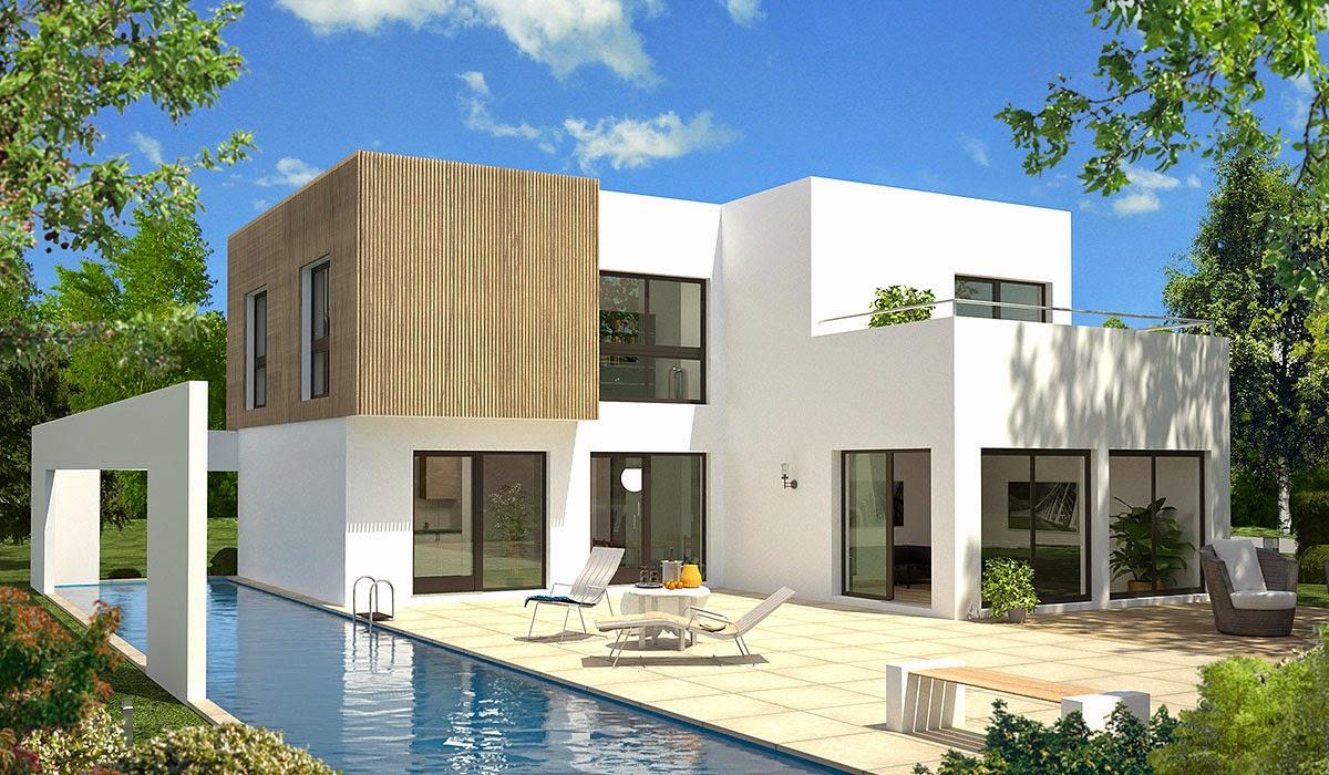 fertig haus architektenh user. Black Bedroom Furniture Sets. Home Design Ideas