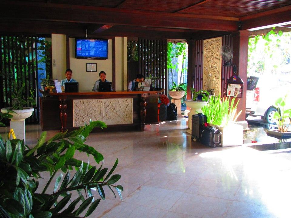 Py The Hotel That I Had Stayed In Bali Best Western Resort Kuta