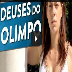 DEUSES DO OLIMPO - Percy Jackson no brasil