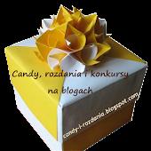 rozdania konkursy candy