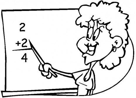 Coloring Math Class Child Coloring Coloring Pages For Elementary School