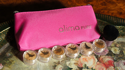 Alima Pure Cosmetics Sample Kit