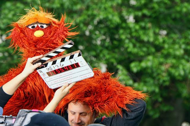 Puppet & Master: Murray Monster & Joey Mazzarino