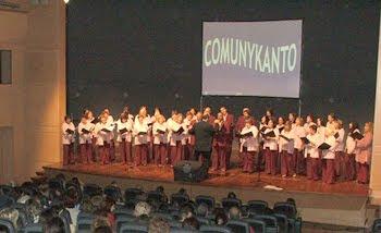 CORO COMUNYKANTO  Ciudad MONTEVIDEO    URUGUAY