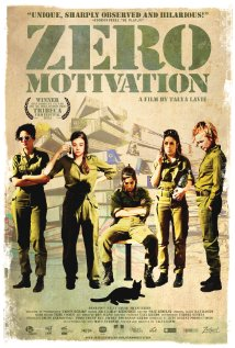 Zero Motivation (2014) - Movie Review