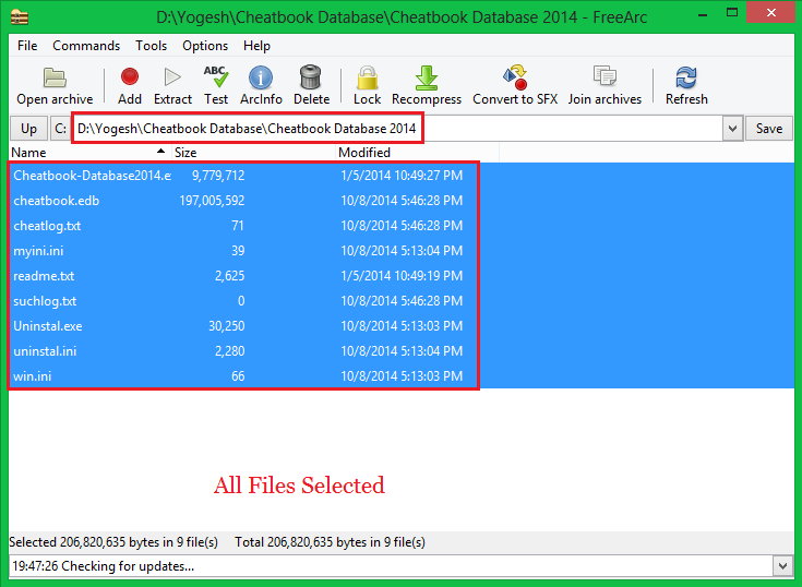 How-to-Highly-Compress-Files-Screenshot-1