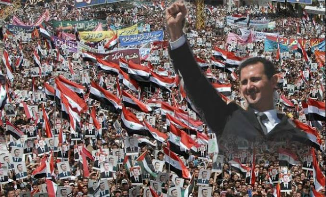 Γιατί ουδείς ασχολείται με τον τερματισμό του πολέμου στην Συρία;