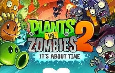Plants VS Zombies 2 Apk Plus Data