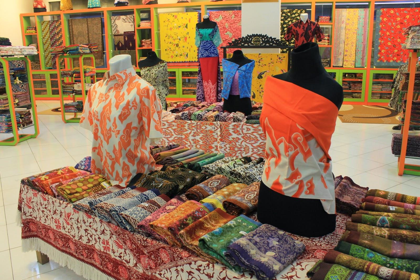 Pusat Grosir Pakaian Batik Surabaya