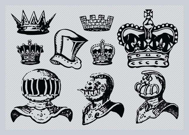 80+ Free Vector Art Antique Symbols Graphics