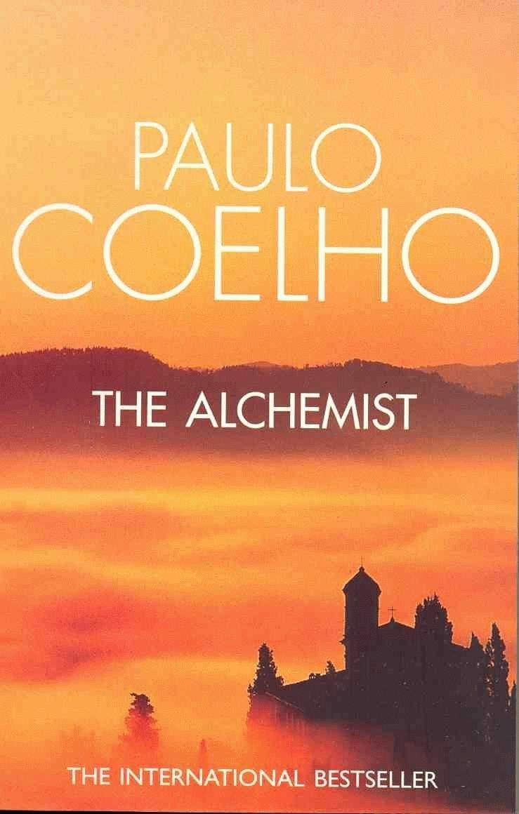 alchemist book review term paper bing