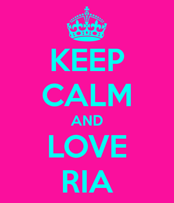 Facebook profile pic. Facebook cover picture. Twitter pic. Wide screen wallpaper. Normal wallpaper. Keep calm and love Ria by http://riariaw.blogspot.com/.