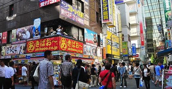 Visitare Akihabara, il paradiso degli otaku