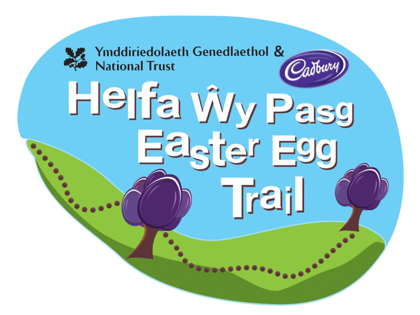 win a family pass to national trust easter egg trail. Black Bedroom Furniture Sets. Home Design Ideas