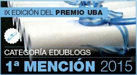 PREMIO UBA - 2015