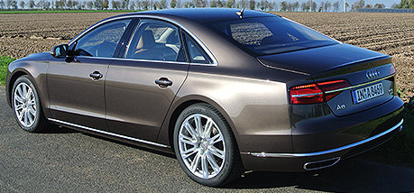 Audi A8 Price Review And Release Date
