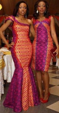 Women Wear Dress