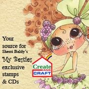 I Have had a card on Create and Craft TV
