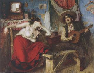 Exposición: El Fado en el Arte Portugués
