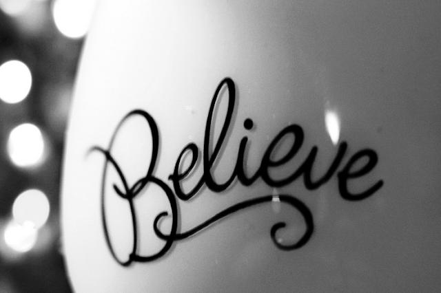 Pengertian Iman (percaya) dalam Hadis Nabi 2