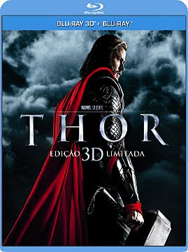 Filme Poster Thor BDRip XviD Dual Audio & RMVB Dublado