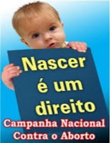 BLOG CONTRA O ABORTO!!