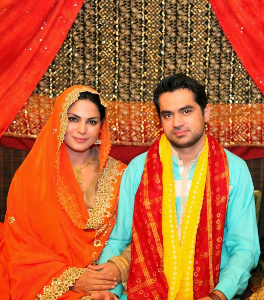 Veena Malik wedding12