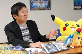 Satoshi Tajiri - Pokemon Makers