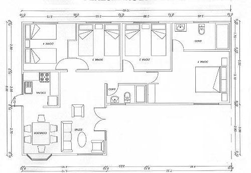 Planos de casas modelos y dise os de casas software para for Software para hacer planos