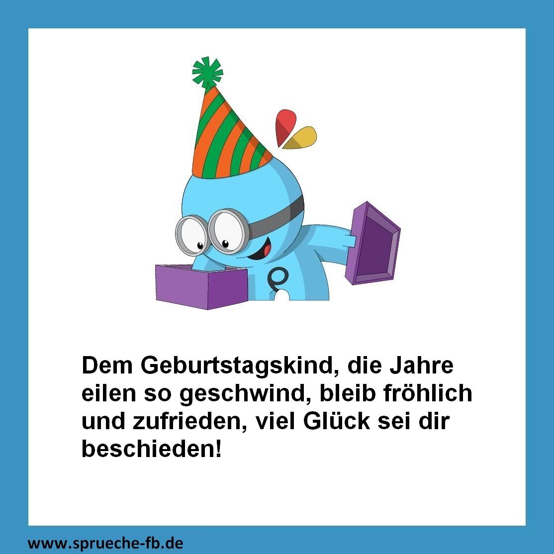 Superbe Geburtstags Sms Sprüche Bilder