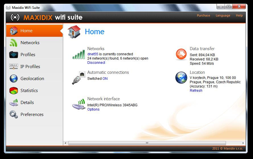 Maxidix Wifi Suite Crack full version