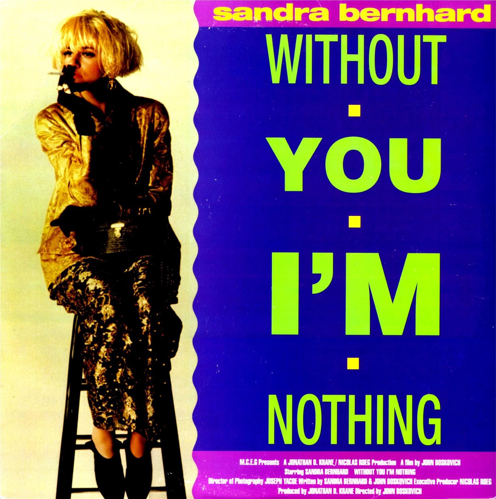 Sandra Bernhard - Excuses For Bad Behavior: Part 2