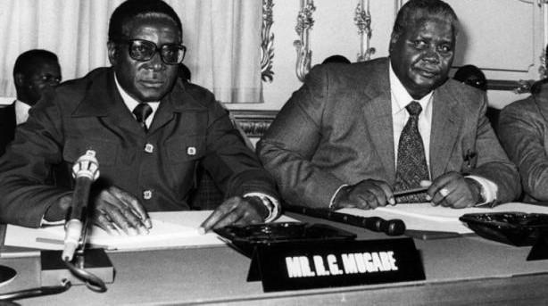 "ROBERT MUGABE WAS NEVER A LEGITIMATE PRESIDENT!"" ARGUES CHOKWADI CHIYE!!"