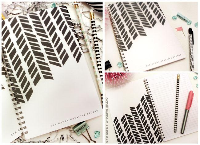 business journal, branding, black and white, business organization