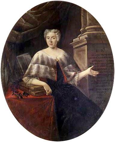 Laura Catharina Bassi (1711 - 1778)