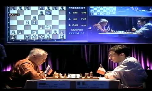 Laurent Fressinet remporte la finale du Trophée d'échecs Karpov