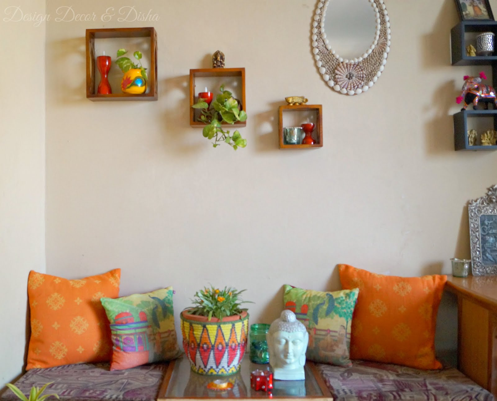 Design Decor & Disha | An Indian Design & Decor Blog: DIY African ...