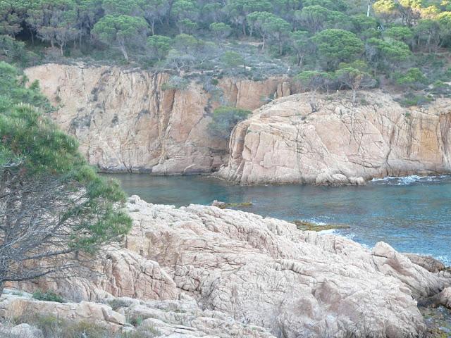 Wybrzeże Costa Brava wKatalonii