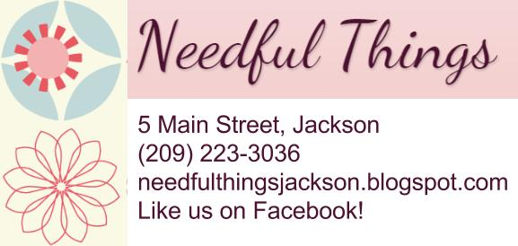 Needful Things - Jackson