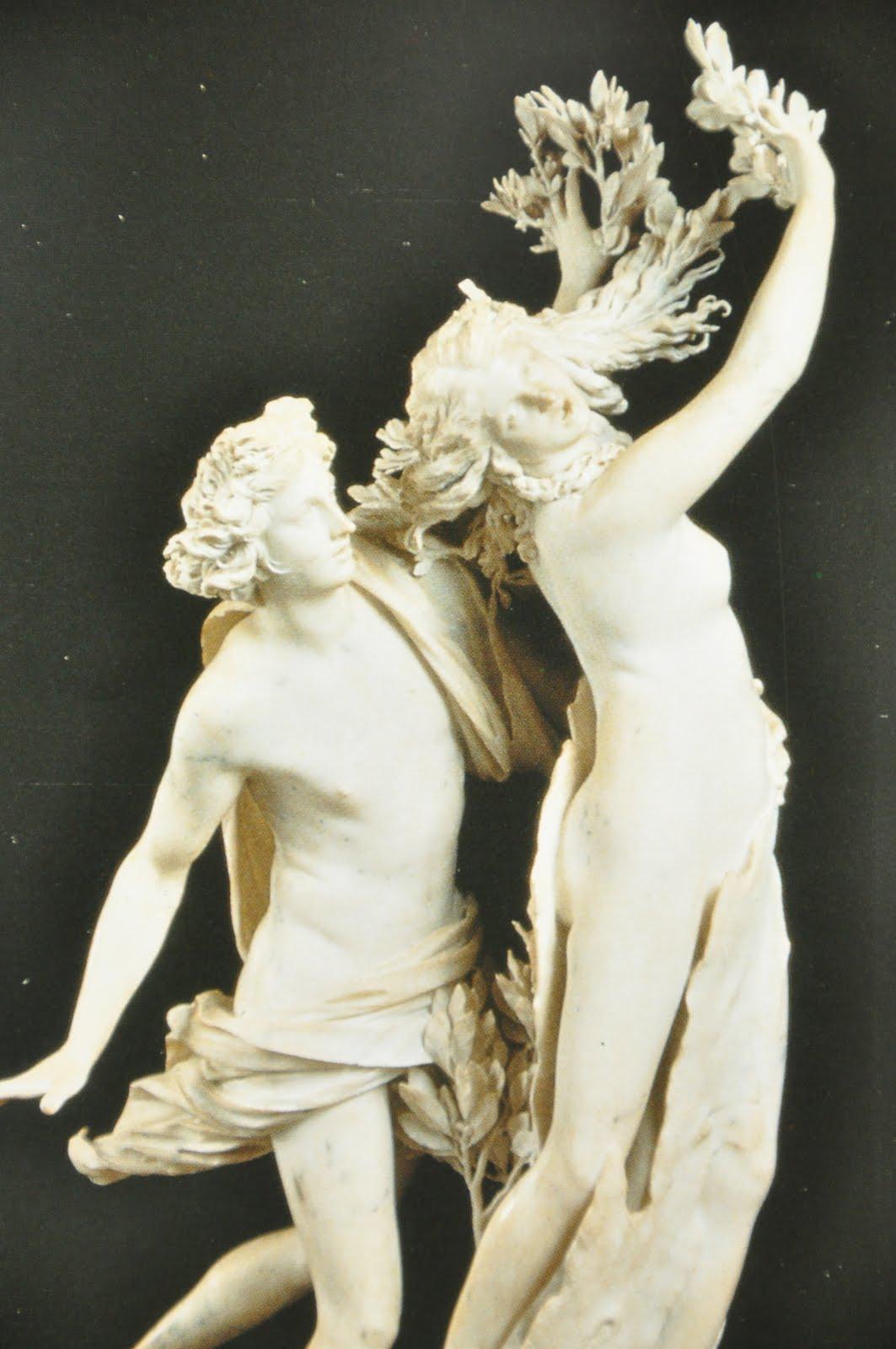 Apollo E Dafne Villa Borghese