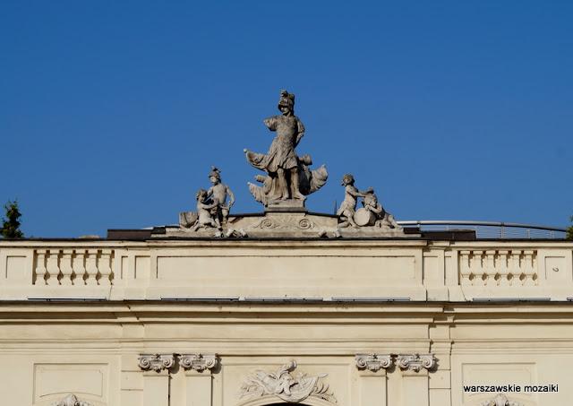 Warszawa Krakowskie Przedmieście 15 Ministerstwo Kultury i Dziedzictwa Narodowego