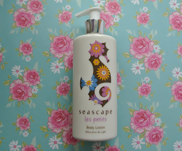 seascape island apothecary les petites body lotion review