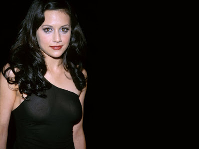 American Actress Brittany Murphy Hot Wallpapers