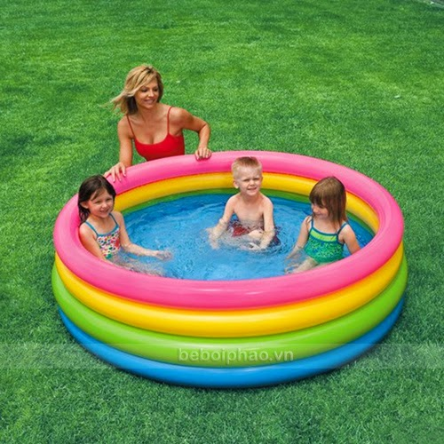 Bể phao bơi tròn Intex 56441